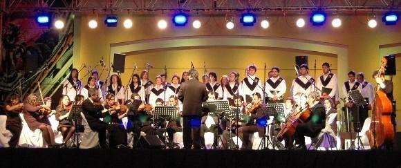 Camerata y Coro UNAB en Concierto de Navidad