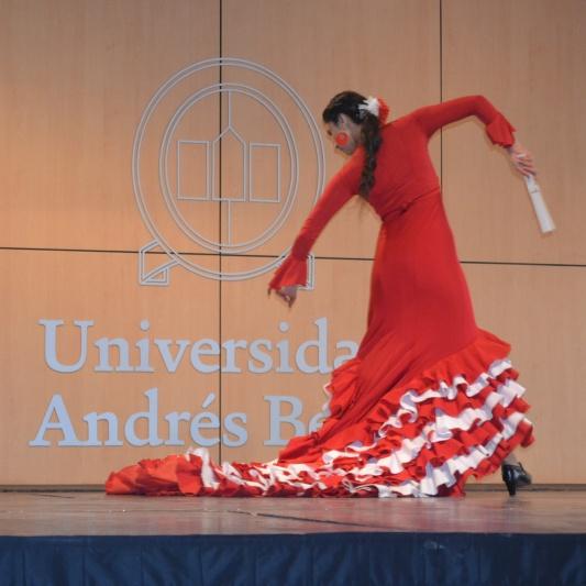 Francisca Vega Busca Talento UNAB Santiago 2013