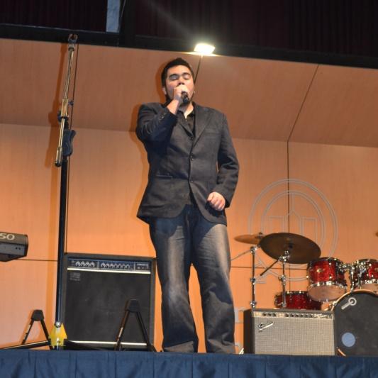 Israel Torres Busca Talento UNAB Santiago 2013