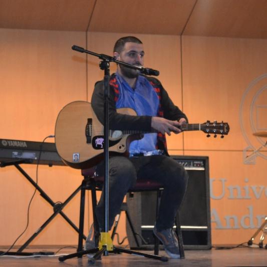 Jaime Cabezas Busca Talento UNAB Santiago 2013