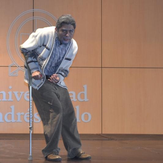 Mauricio Olave Busca Talento UNAB Santiago 2013
