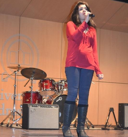 Michelle Urra Busca Talento UNAB Santiago 2013