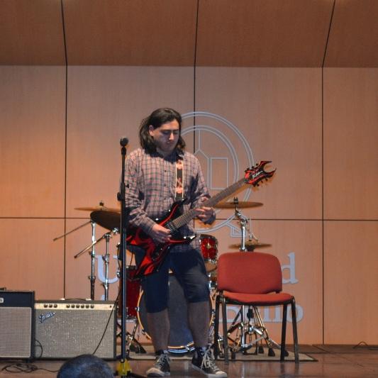 Miguel Angel Carrizo  Busca Talento UNAB Santiago 2013