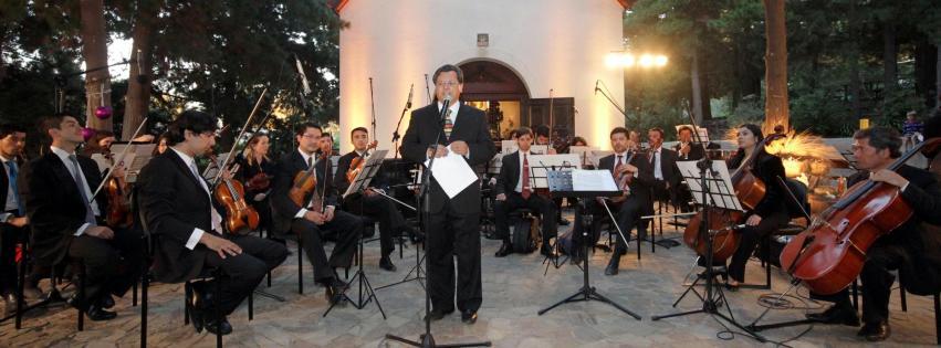 Camerata U. Andrés Bello Concierto de Navidad en Viña del Mar