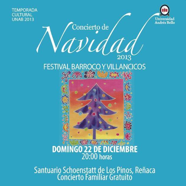 Concierto de Navidad Viña del Mar 2013