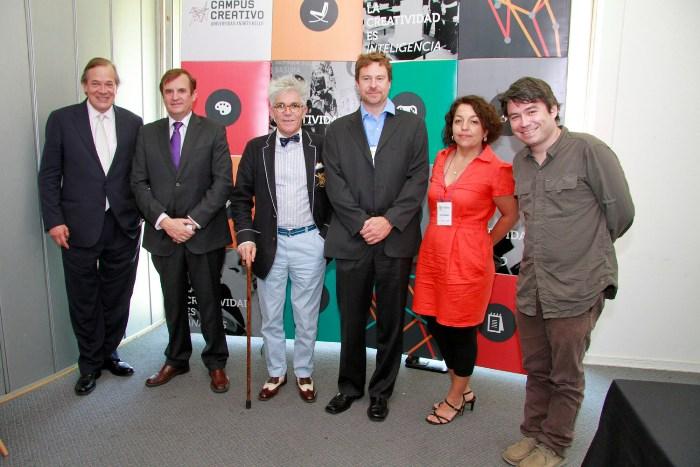 Premio Eco Periodismo Campus Creativo Universidad Andrés Bello