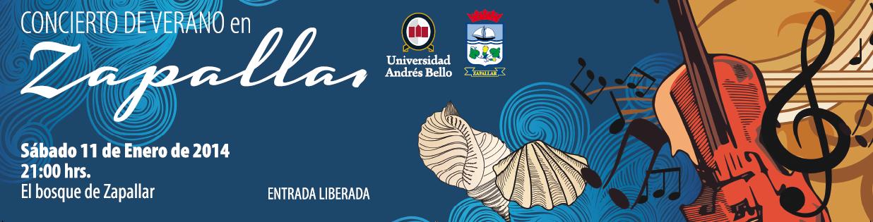Camerata U. Andrés Bello cierra temporada con concierto gratuito en Zapallar