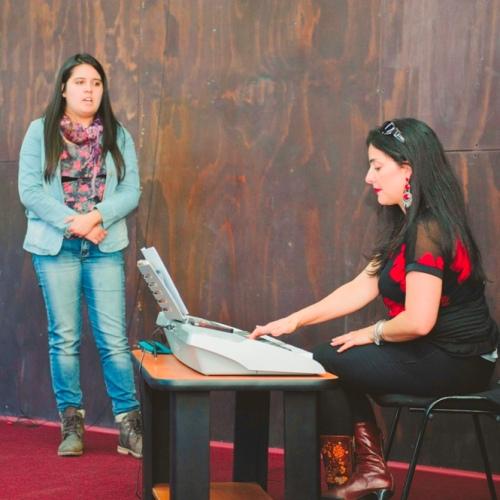 Sherezade Perdomo Audicion UNAB