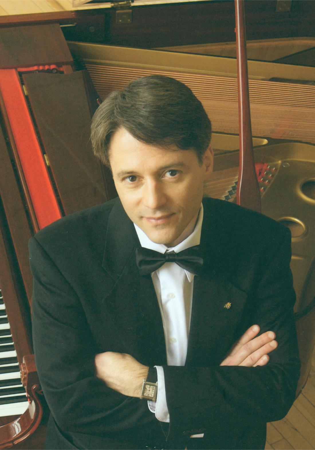 Roger Lord - UNAB - Canadá - Cultura - Concierto - Piano