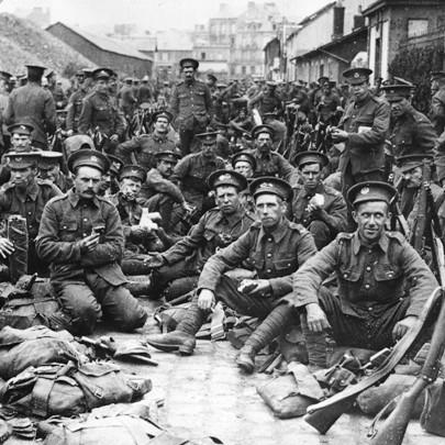 100 años I Guerra Mundial UNAB Cultura 2014
