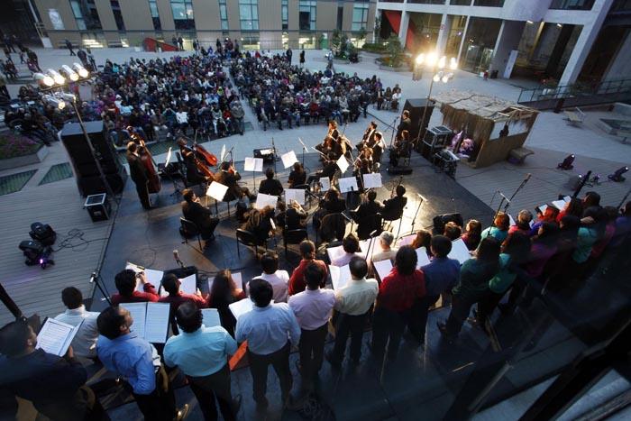Camerata y Coro UNAB ofrecerá conciertos de Navidad en Santiago, Viña del Mar y Concepción