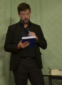 ebastián Bianchi, Director de Arquitectura de la U. Andrés Bello