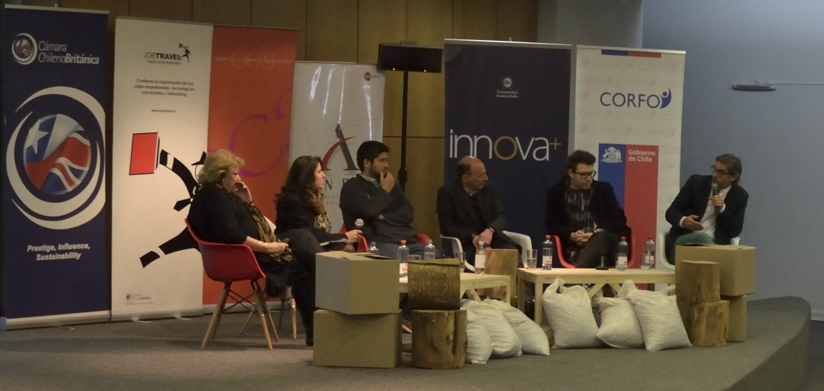 Incommodity Universidad Andrés Bello Campus Creativo Seminario Workshop
