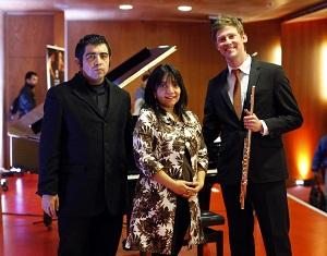 flauta y piano concierto