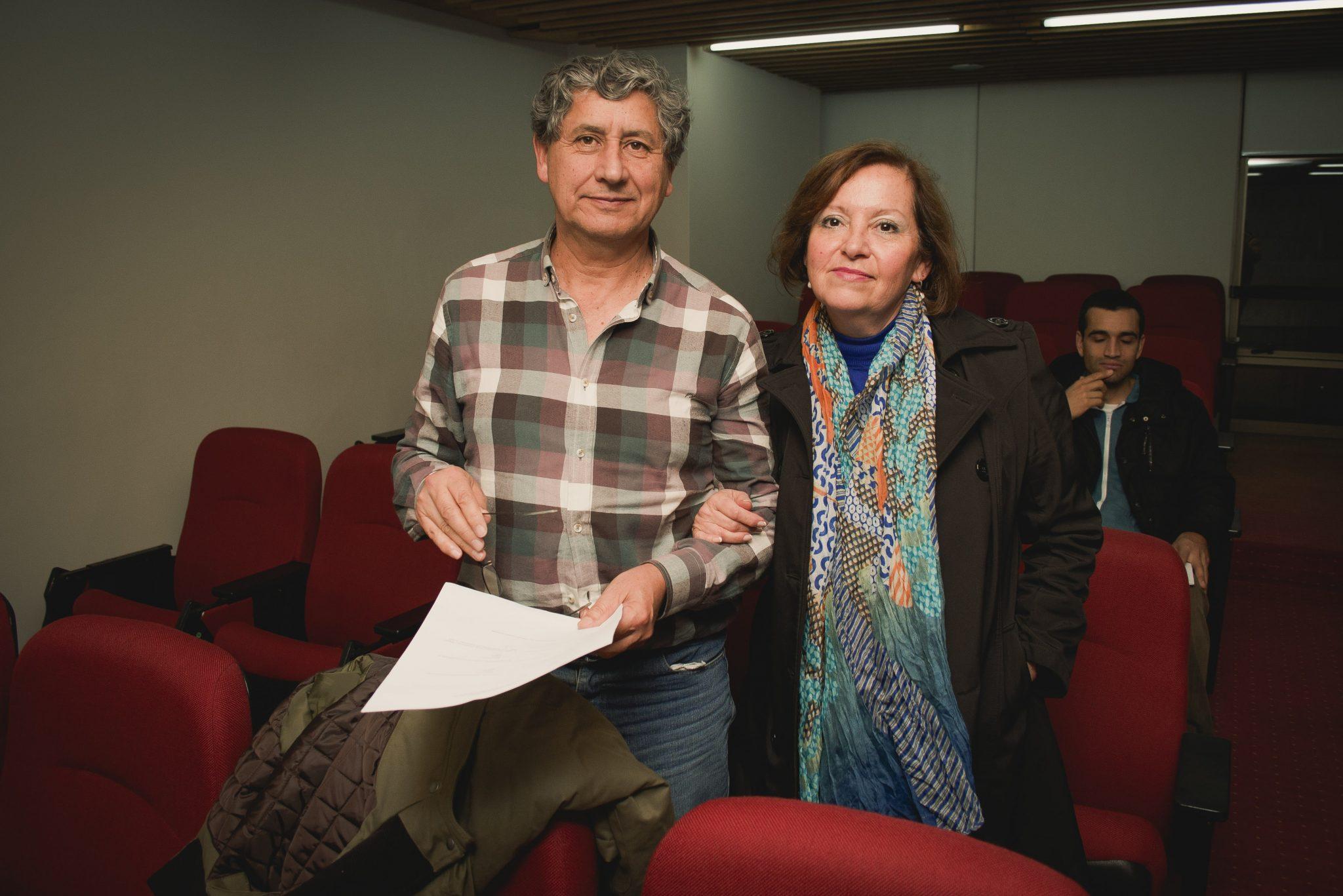 Jaime Contreras - Oriana Carrasco