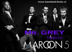banda tributo coldplay maroon 5