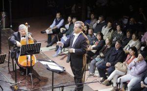 Concierto tres virtuosos de Suiza