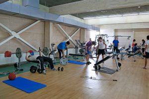 actividades deportivas vcm