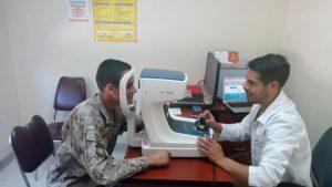 operativo atención oftalmológica