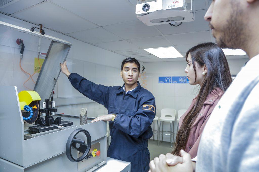 Ingeniería Civil en Minas UNAB