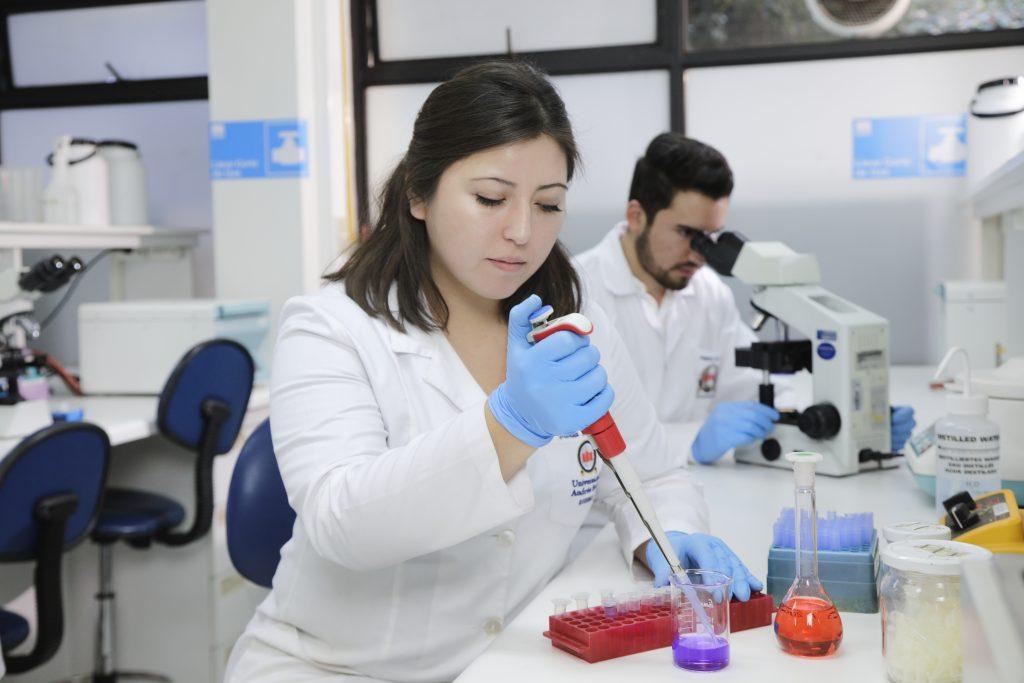 Práctica Profesional Bioquímica UNAB